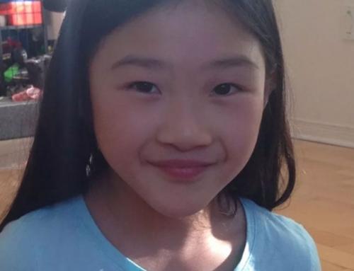 心脏病关注月:小英雄Dorothy Wong