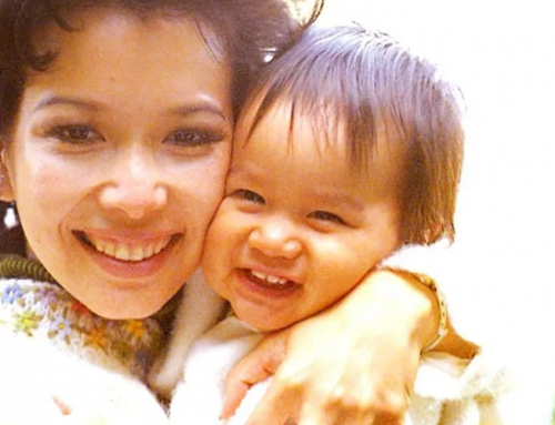 五月故事:母亲的爱—让孩子生,帮孩子活