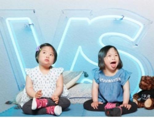 病童故事—天使双胞胎